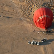 Balloon ride in Egypt, Nile Valley, Bild 3/16