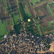 Balloon ride in Egypt, Nile Valley, Bild 12/16