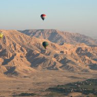 Balloon ride in Egypt, Nile Valley, Bild 9/16