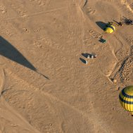 Balloon ride in Egypt, Nile Valley, Bild 6/16