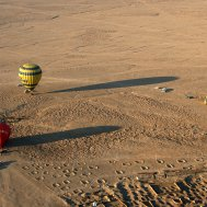 Balloon ride in Egypt, Nile Valley, Bild 5/16