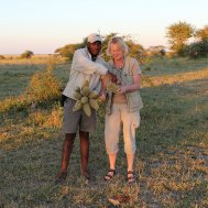 Kwando Nxai Pan Camp - where to stay for pilots in Botswana , Bild 17/26