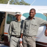 Kwando Nxai Pan Camp - where to stay for pilots in Botswana , Bild 21/26