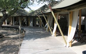 Onguma Tented Camp  – where to stay for pilots near Etosha, Bild 1/9
