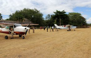 Stopover at Lake Malawi  - Club Makokola, Bild 1/15