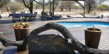 Haina Lodge – where to stay for pilots in Botswana, Bild 1/7