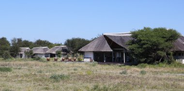 Kwando Nxai Pan Camp - where to stay for pilots in Botswana , Bild 1/26